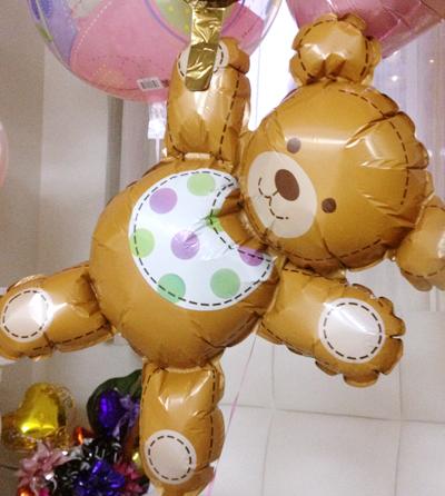 バルーン 出産祝い
