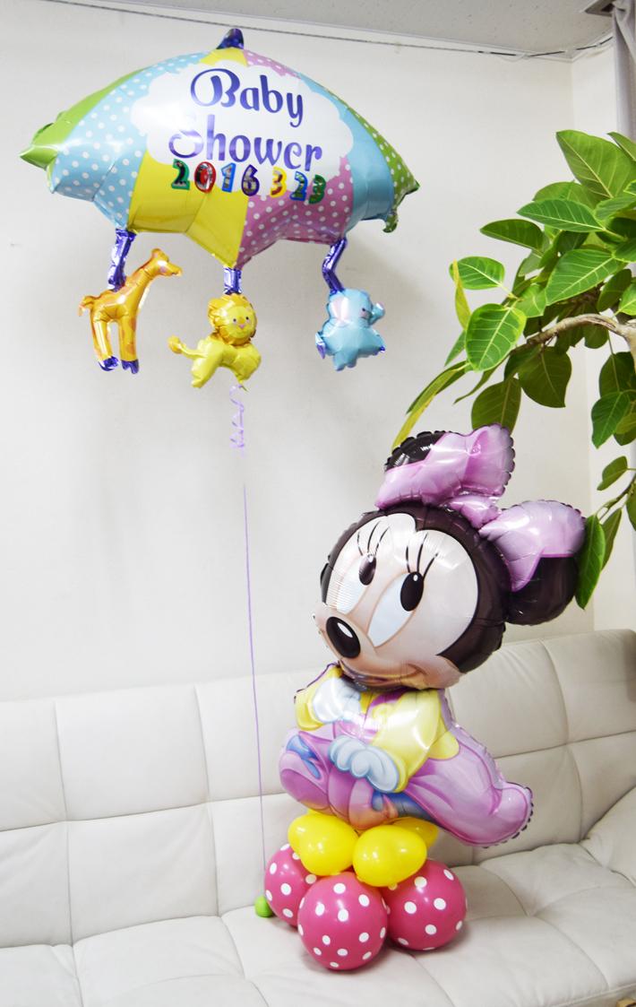 出産お祝い ミニー