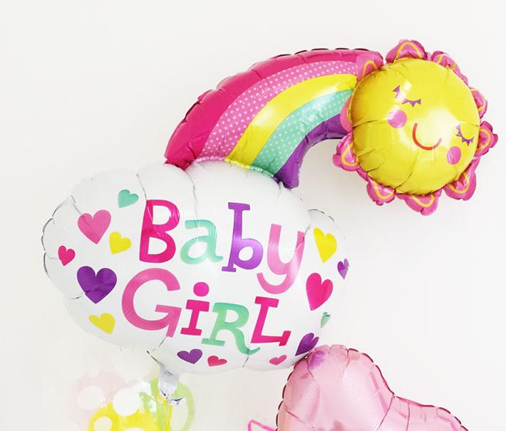 出産祝いバルーンギフト