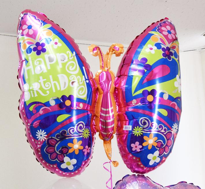 ソフィアとお誕生日のお祝い 小さなプリンセスバースデーブーケ