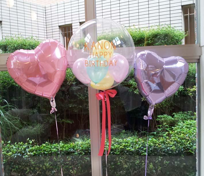 子供誕生日バルーン