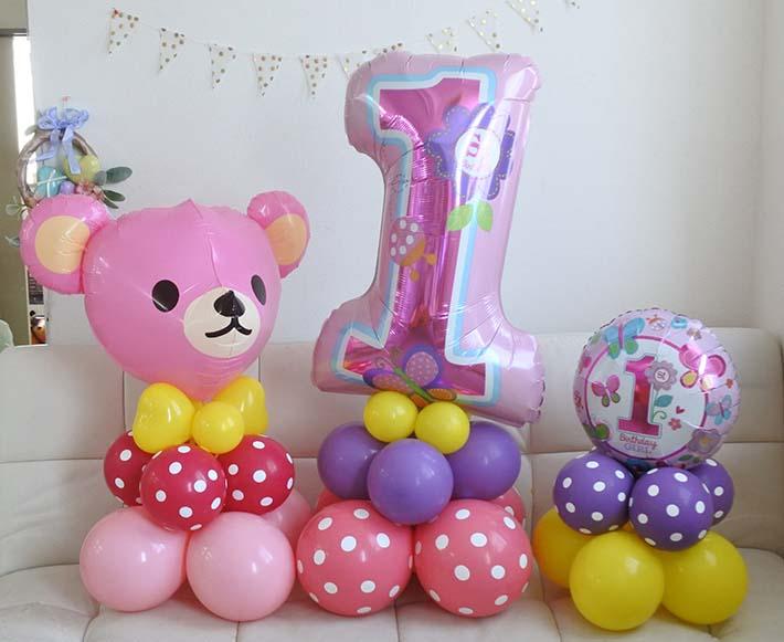 1歳 誕生日