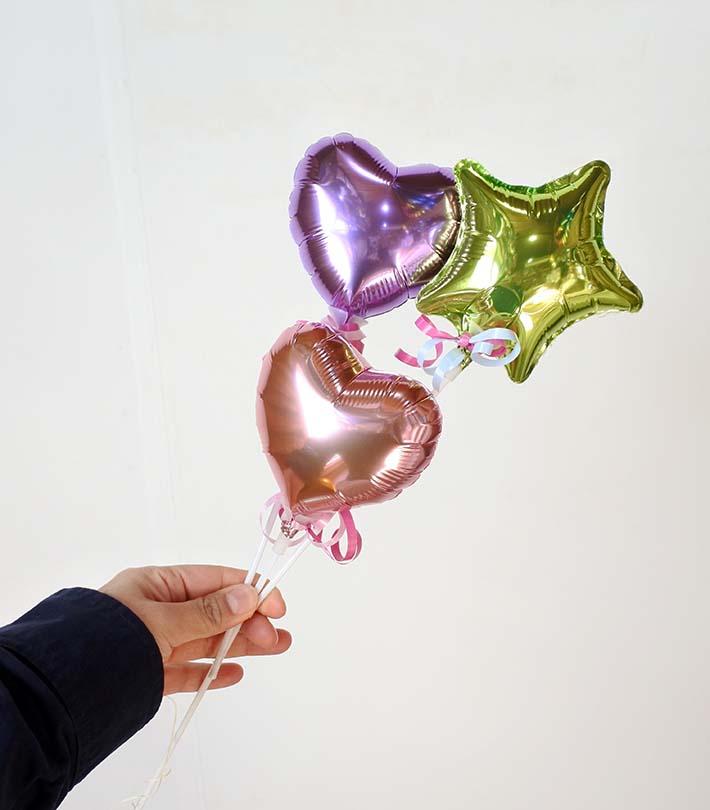 【開店・開院・開園・周年祝い】<br>★医院名入り<br>配れるバルーン30本付きバルーンアレンジ(卓上タイプ)【送料込み】