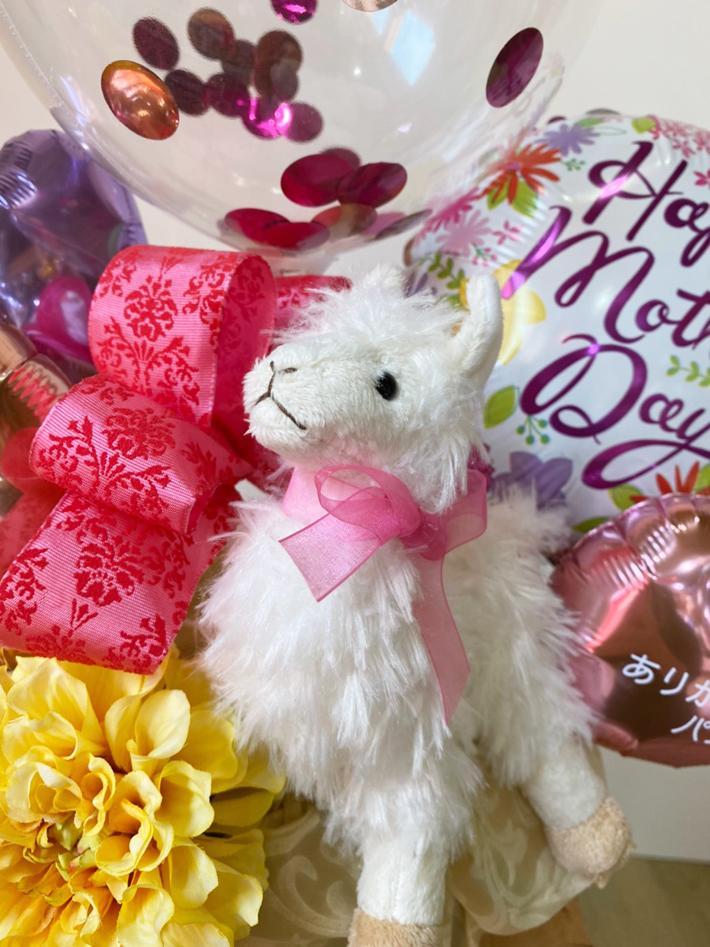 母の日のプレゼント お母さまへギフトバルーン
