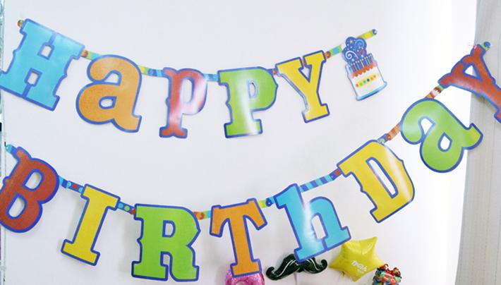 お誕生日お祝い 大きい数字パーティーセット